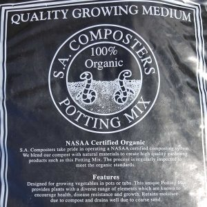 SA Composters 30L Organic Potting Mix