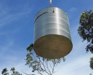 taurus tanks delivery adelaide sa tank crane how to deliver a steel tank australia sa