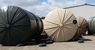 bushmans round poly rainwater tanks adelaide sa vic nsw qld