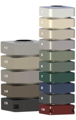 maxiplas poly rainwater tanks adelaide available colour options colour chart