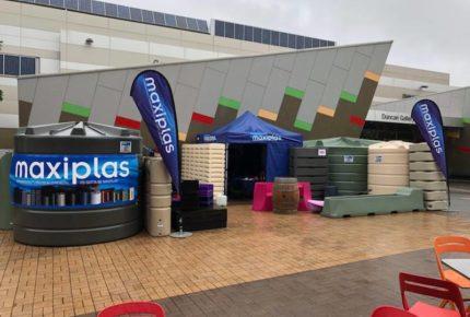 maxiplas poly water tanks round slimline adelaide sa south australia buy online rainwater tanks