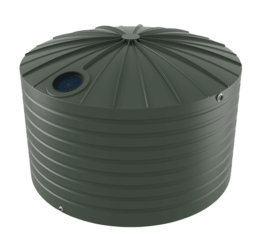 bushmans tdx5000 poly rainwater tank dome top pole less design australia adelaide sa vic nsw qld ballarat bendigo