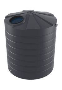 bushmans 5000l litre poly rainwater tank TT1100 grey sa vic nsw qld