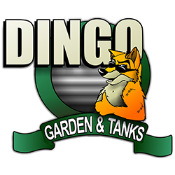 dingo garden and tanks adelaide sa australia south australia raised garden beds rainwater tanks steel poly round slimline