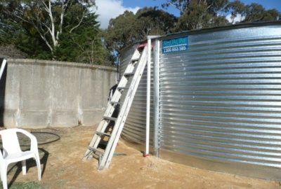 aqualine tanks steel rainwater tanks adelaide vic sa nsw qld nt australia melbourne sydney brisbane darwin