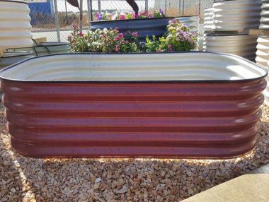 rectangle raised garden beds adelaide big small sa south australia