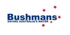 bushmans tanks australia logo saving australia's water save water adelaide sa