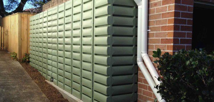 thintanks modular rainwater tanks adelaide slimline tanks sa